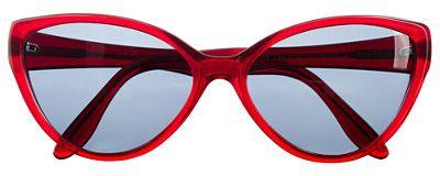 Cutler and Gross Cat-Eye Sunglasses