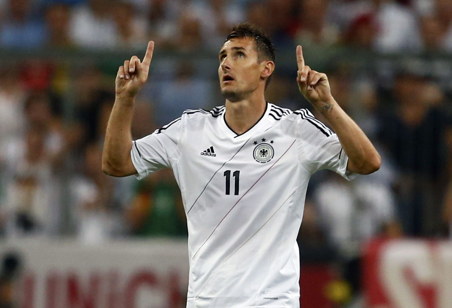 See All World Cup Goals by Record Holder Miroslav Klose
