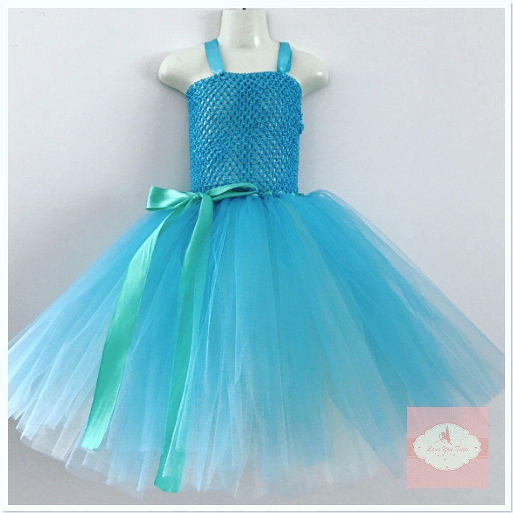 Princess Poppy troll coloured Tutu dress | Tutu Dresses | Pinterest ...