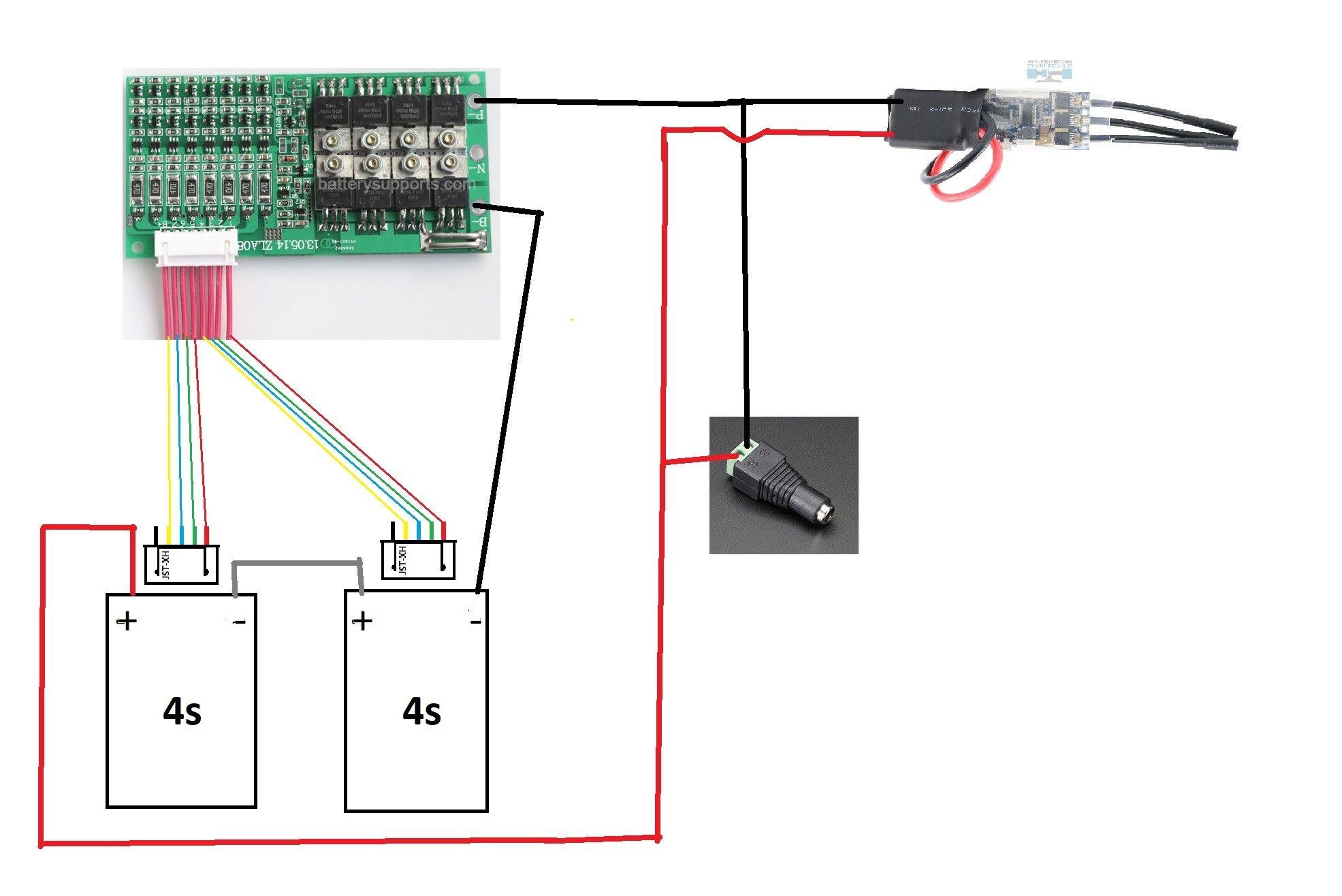 Bms Wiring Diagram Elegant In 2020 Hvac System Electric Skateboard Fuse Box