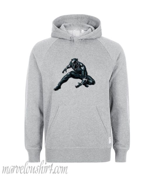 new arrival b4d9e fa18b Black Panther hoodie | Cool and Awesome Hoodie Ever | Black ...