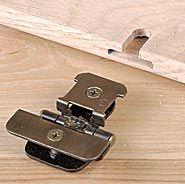 Kitchen Cabinet Door Hinges | Plunge Hinge Or Demountable Hinge