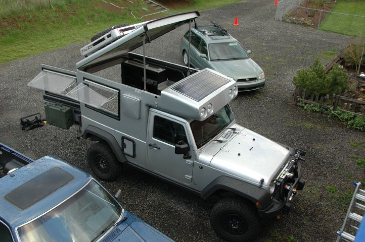 EarthRoamer XV-JP - Modified 'Northwest Edition' | Jeep trucks ...