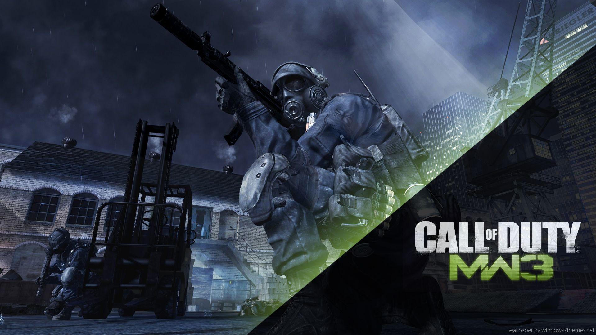 3 New Call Of Duty Modern Warfare 3 Hd Wallpapers Modern Warfare