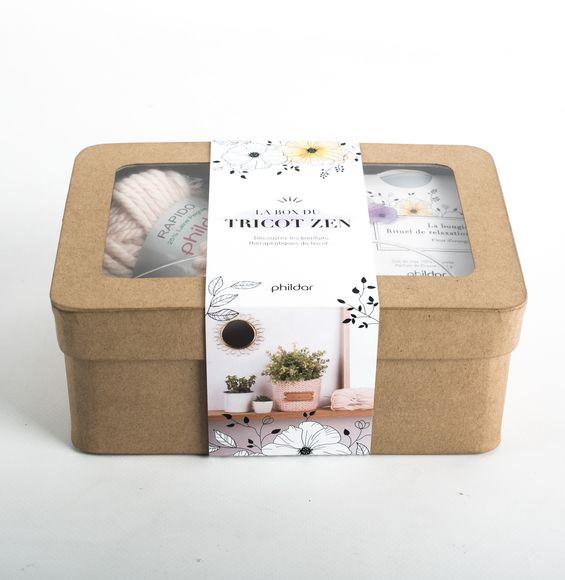 kit tricot box