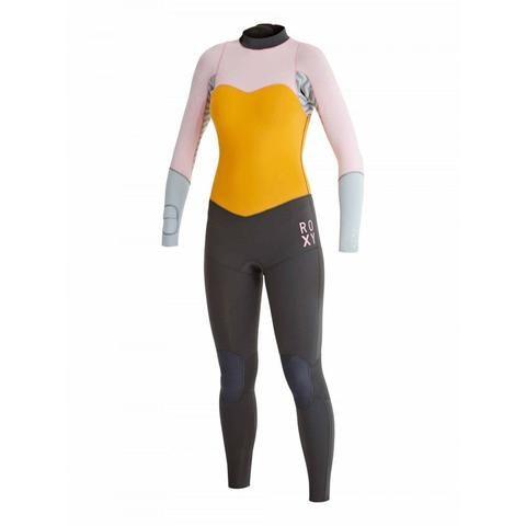 Roxy Women Wetsuit XY 4 3 Steamer - Light Orchid Fog Blue - Surf  in ... e7298e925