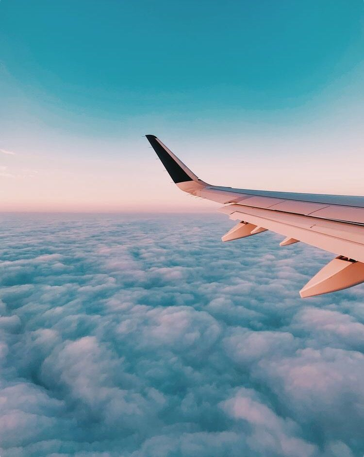 Naomishwartzer Airplane Wallpaper Sky Aesthetic Aesthetic Pictures
