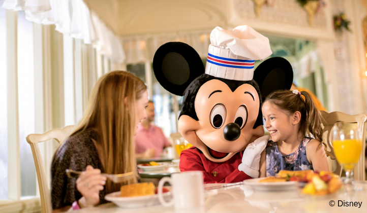 Die besten veganen/vegetarischen Gerichte im Walt Disney World Resort in Florida