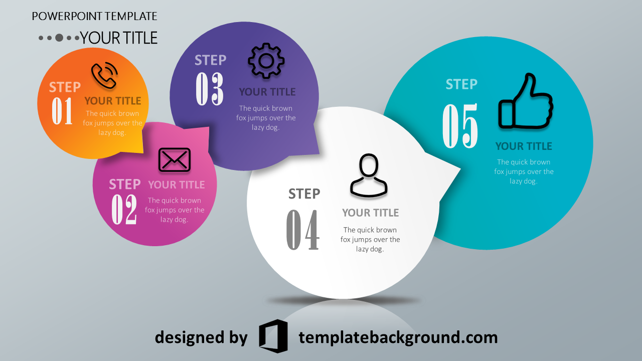 presentation animation effect powerpoint template aaa templates