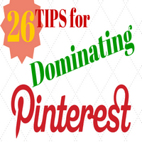 Dominate #Pinterest With These 26 #Tips http://rtag.co/K4up