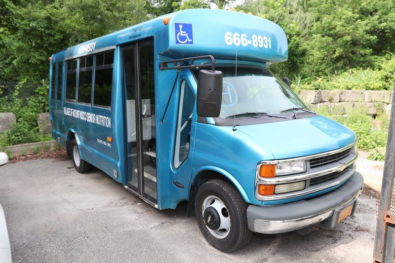 2002 Chevrolet Express G3500 Bus Vin Serial 1gbjg31g521160907 Odometer Reading 58625 8 1l V8 Ohv 16v Runs And Drives Good Conditio Odometer Bus Vehicles
