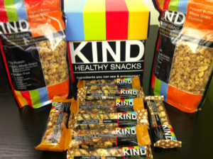 KIND box, go to Jules Gluten Free for a chance to win!