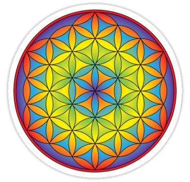 Sacred Geometry Flower Of Life Free Pattern Freepatternsarea Flower Of Life Flower Of Life Pattern Sacred Geometry