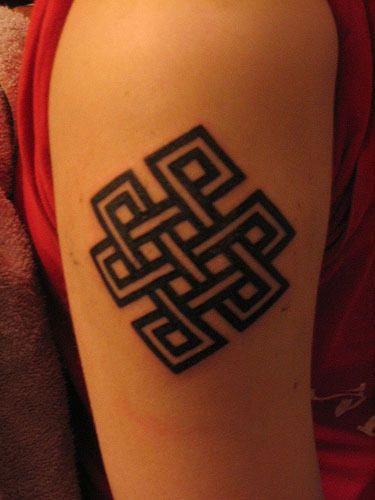 Tibetan Tattoos Google Search Tattoo Ideas Pinterest Knot