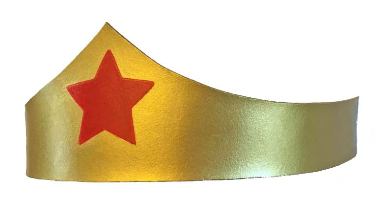 Wonder Woman Tiara | Wonder Woman Headband/Tiara | Pinterest | Wonder Woman and Cosplay