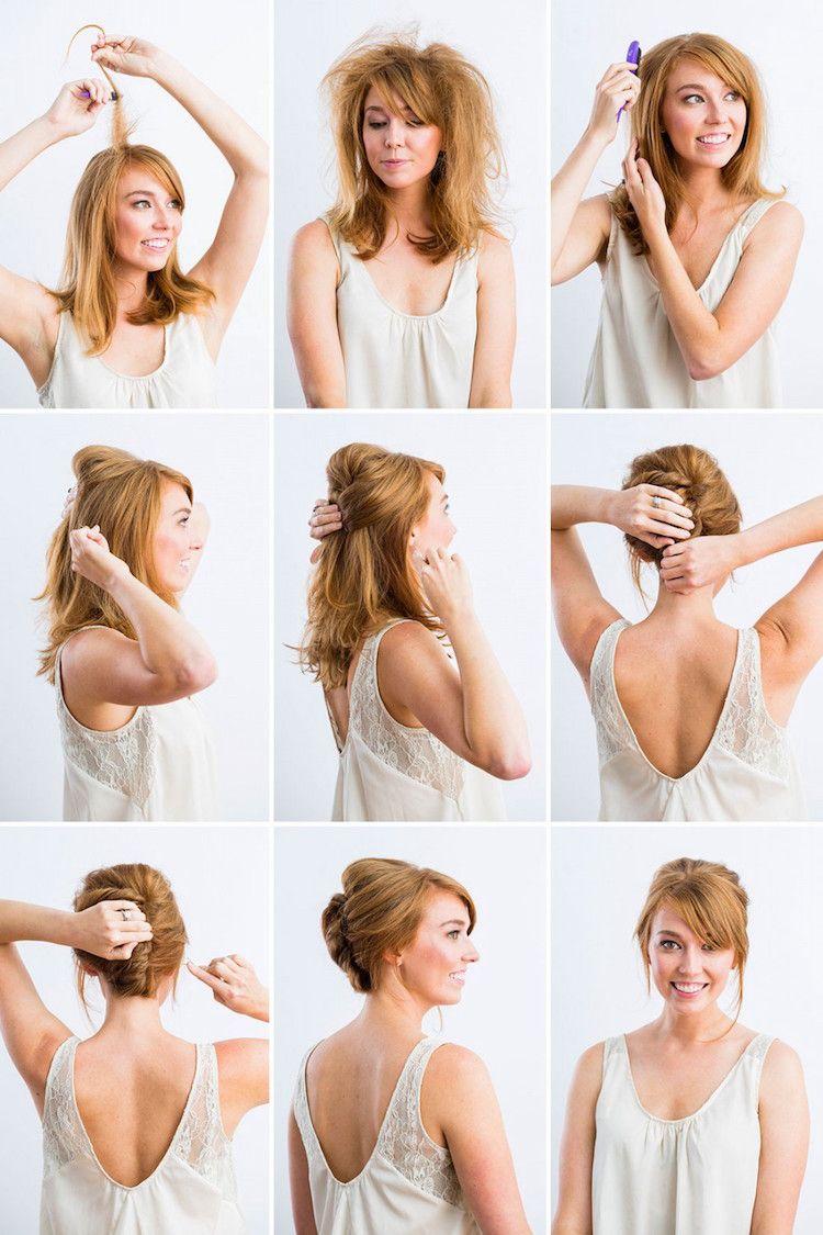 Abiball Frisuren selber machen – 10 einfache Ideen mit Anleitung