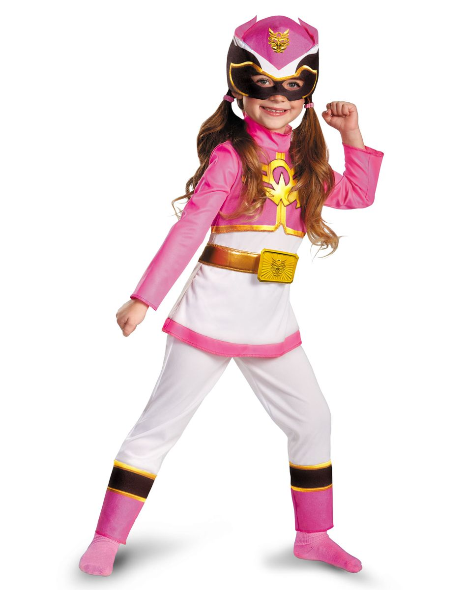 Power Rangers Megaforce Pink Ranger Toddler Costume | diy ...