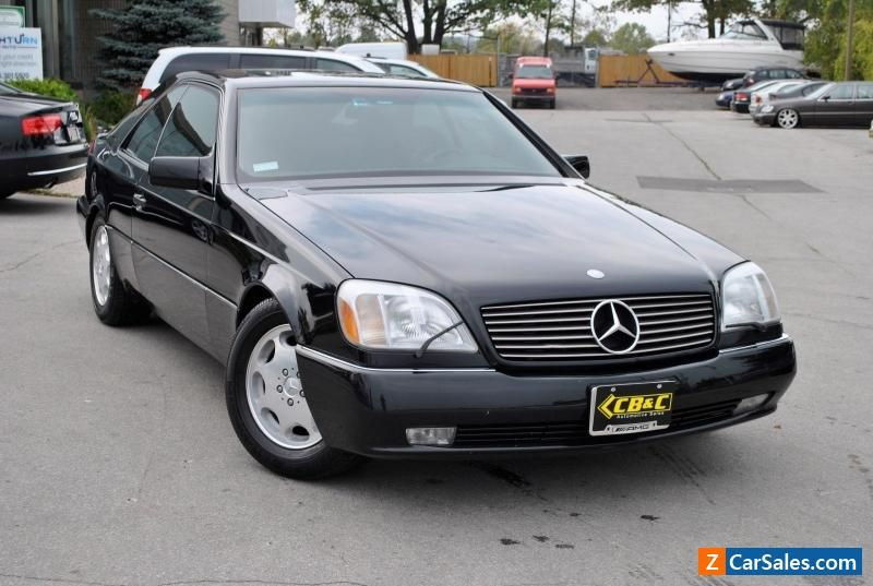 Mercedes benz s class w140 coupe mercedesbenz sclass for Mercedes benz for sale in canada