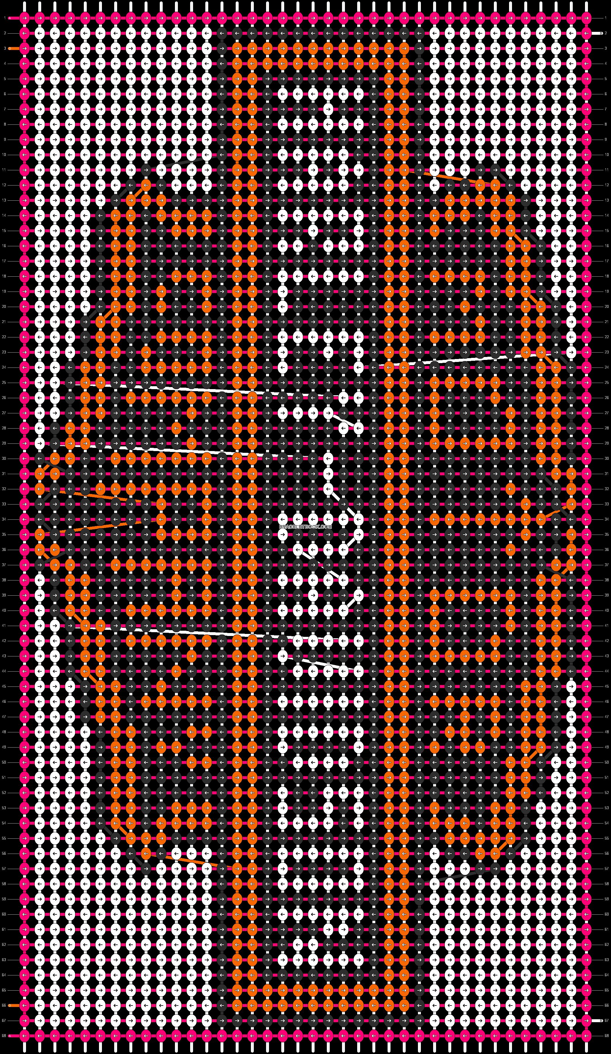 Alpha Pattern 15227 Added By Cendrillon Bracelets