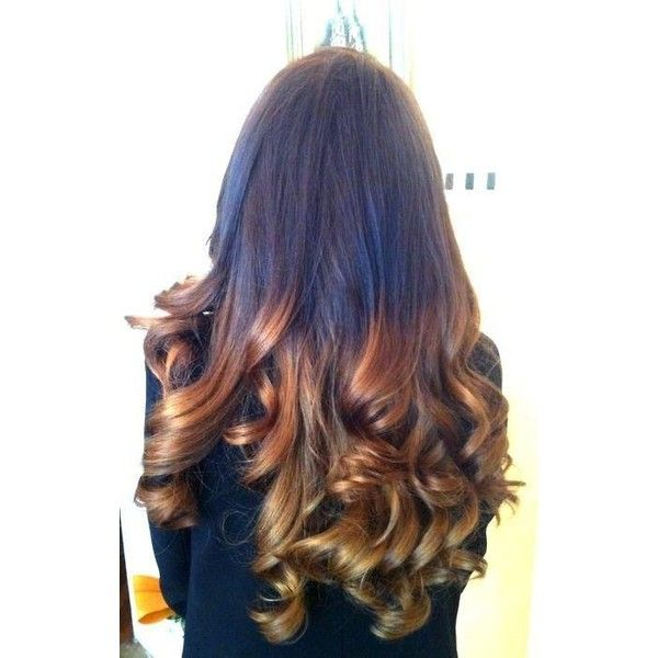 Results for Ombre Hair ❤ liked on Polyvore featuring hair, hairstyles, hair styles and beauty