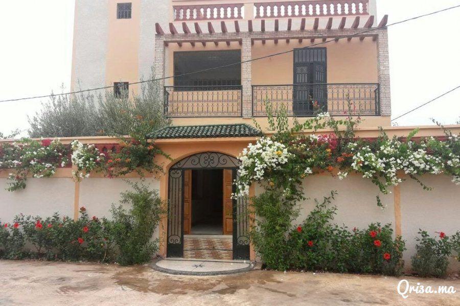 Villa à vendre , 650 000 DH, Marrakech-Tensift-Al Haouz Maroc El