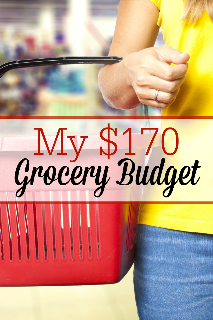 Grocery Budget Challenge  Sample Menu Menu Planning And Menu