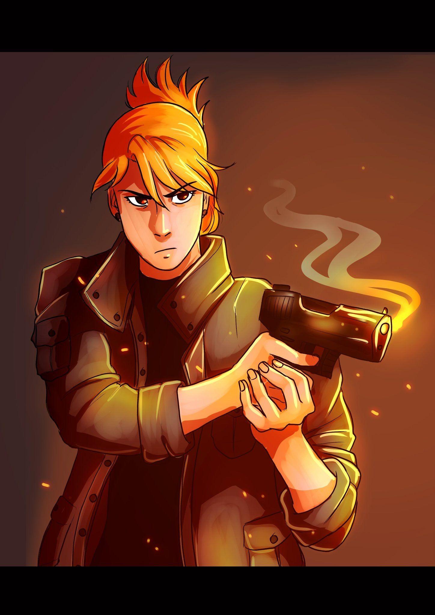 Kinschi_drwas Fullmetal alchemist, Ghost in the shell