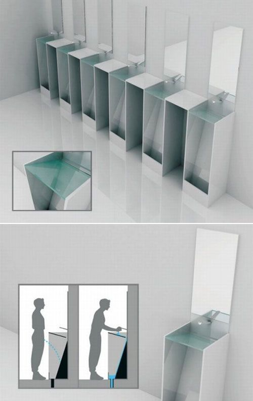 13 innovative water saving concept and product designs for Industrial design innovation