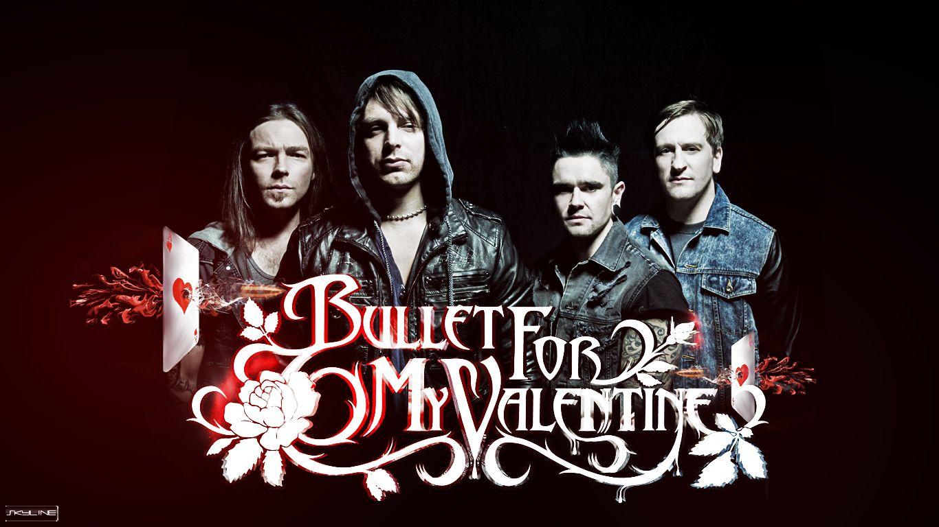 Bullet For My Valentine Wallpaper Bullet For My Valentine Valentines Wallpaper Valentine Wallpaper Hd