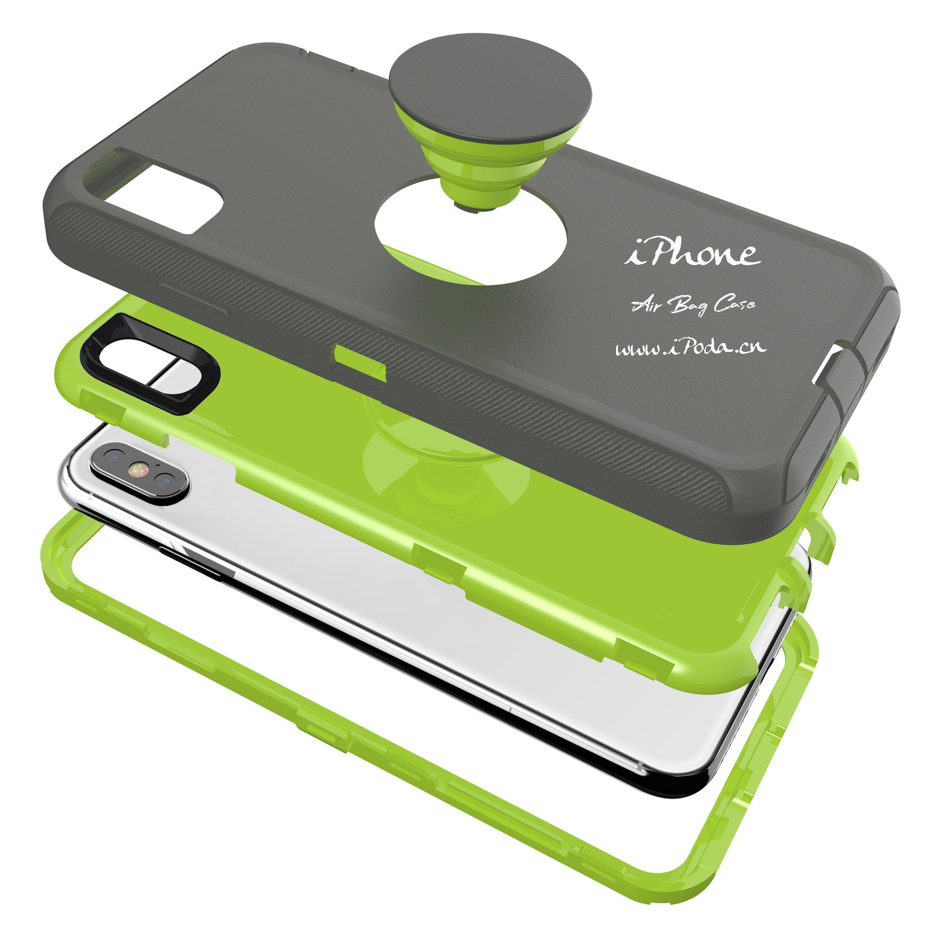 iPhone shock proof case