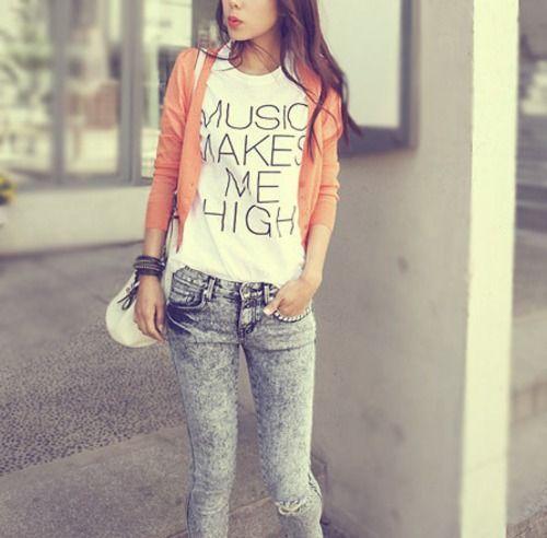 Music makes me high