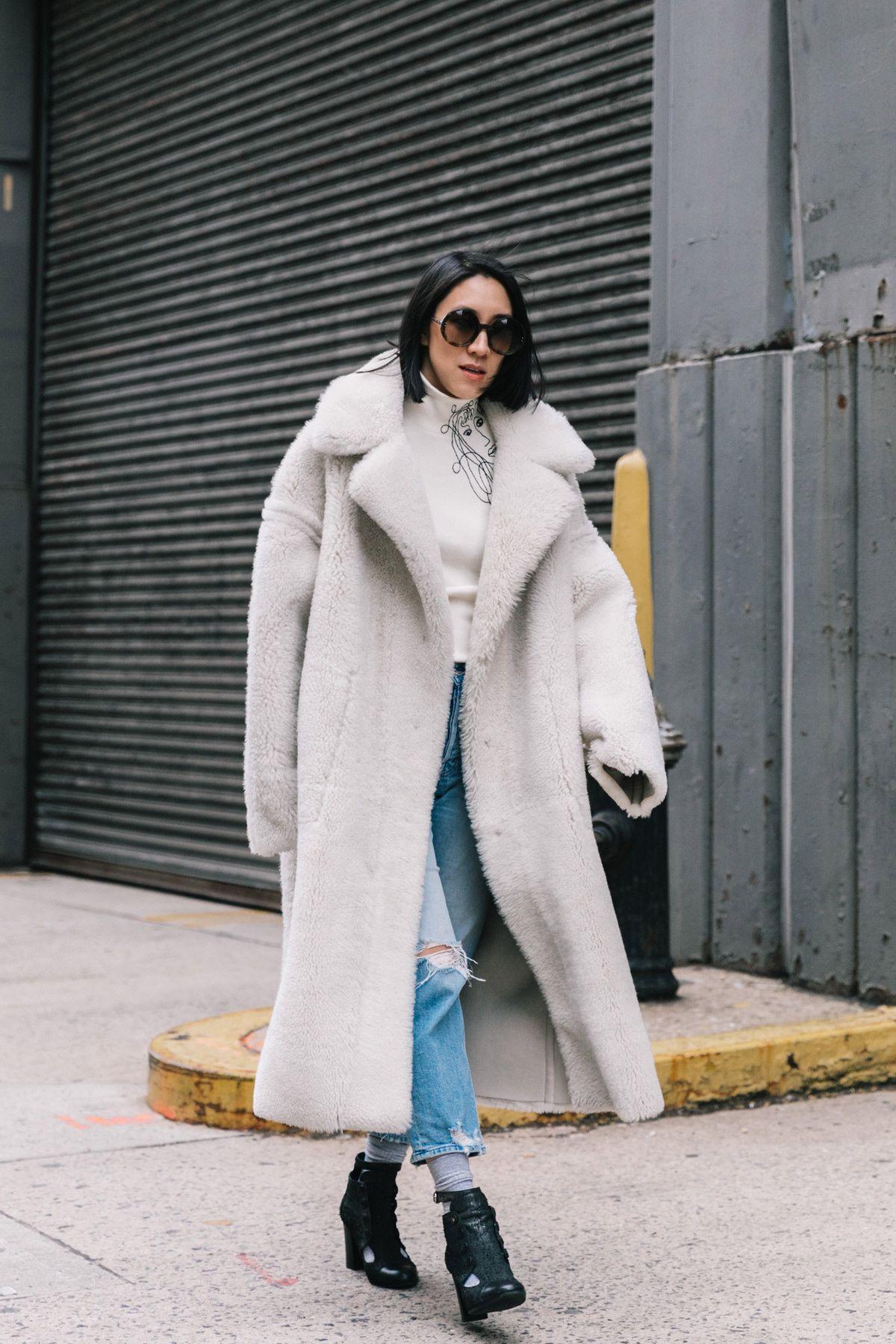 Pin en Abrigos de moda otoño 2018.