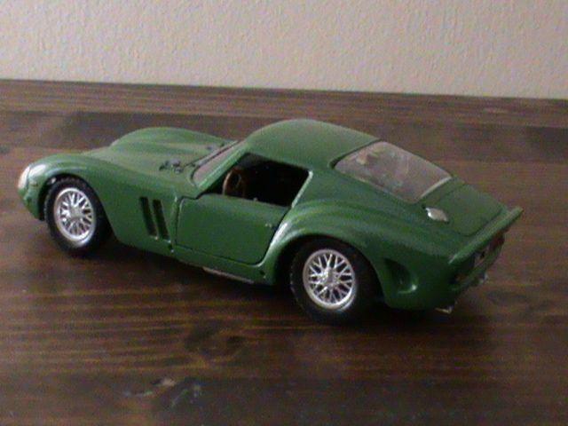 """Ferrari 250GTO 1/43 """"Mike Parkes"""""""