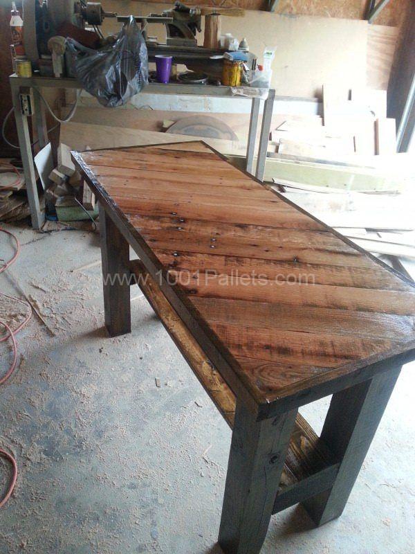 Pallet Furniture & Fence