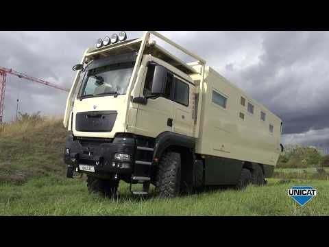 Unicat Expedition Vehicles Md77h Man Tgs 33 540 6x6 Part 2