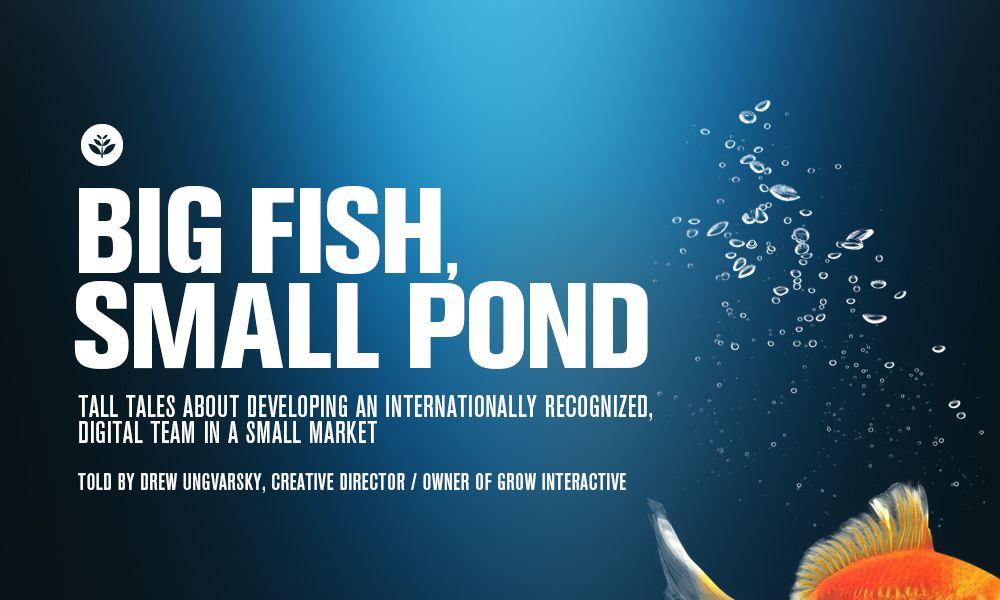 Aiga Hampton Roads Drew Ungvarsky Big Fish Small Pond Small Ponds Big Fish Hampton Roads