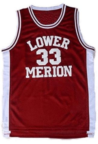 2e2830615 Kobe Bryant Lower Merion High School Jersey in 2019
