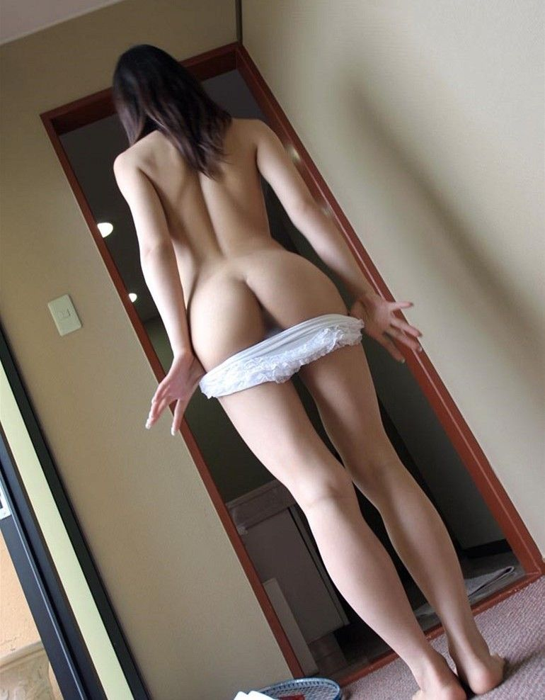 girl undressing Asian