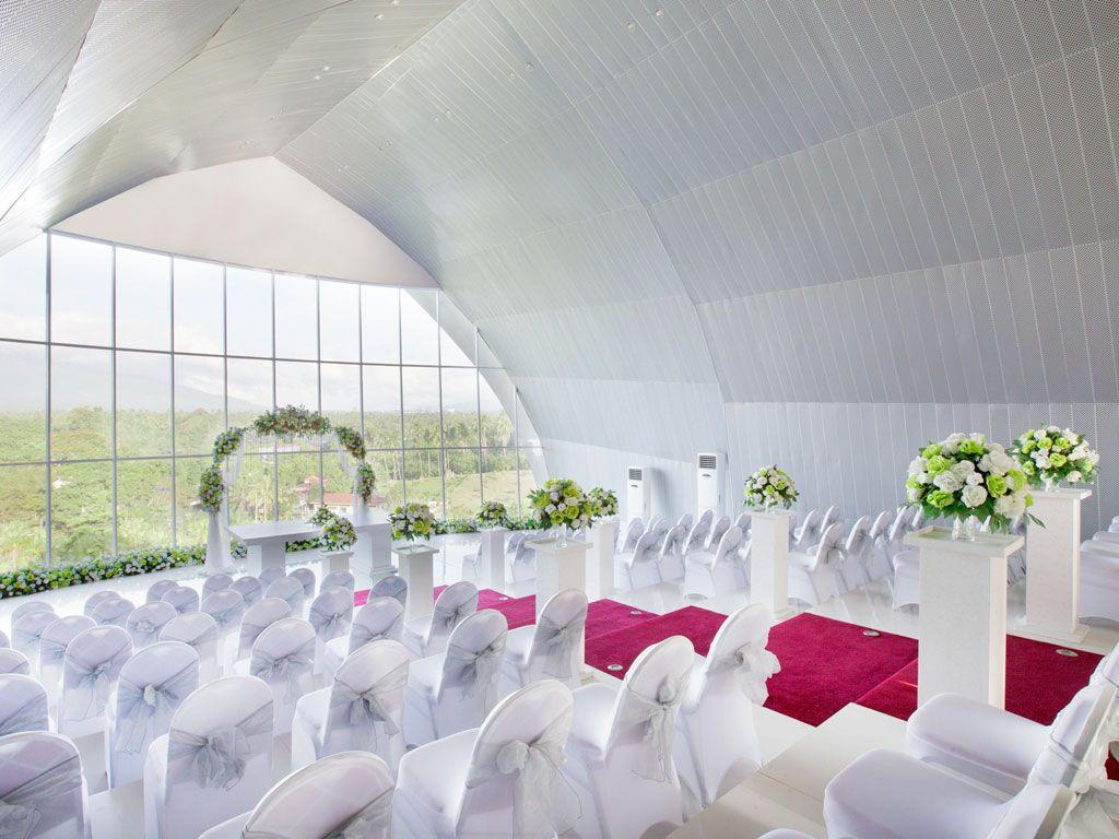Novotel Grand Kawanua Chapel | wedding venue | Pinterest | Wedding ...