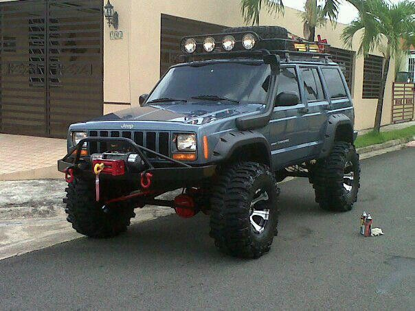 Jeep Cherokee 4x4 >> Jeep 4x4 Jeep Cherokee Sport Jeep Xj Mods Jeep