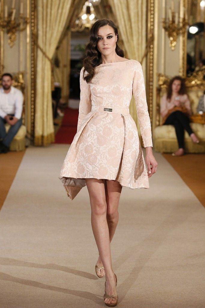 Desfile Rafael Urquizar | Atelier Couture