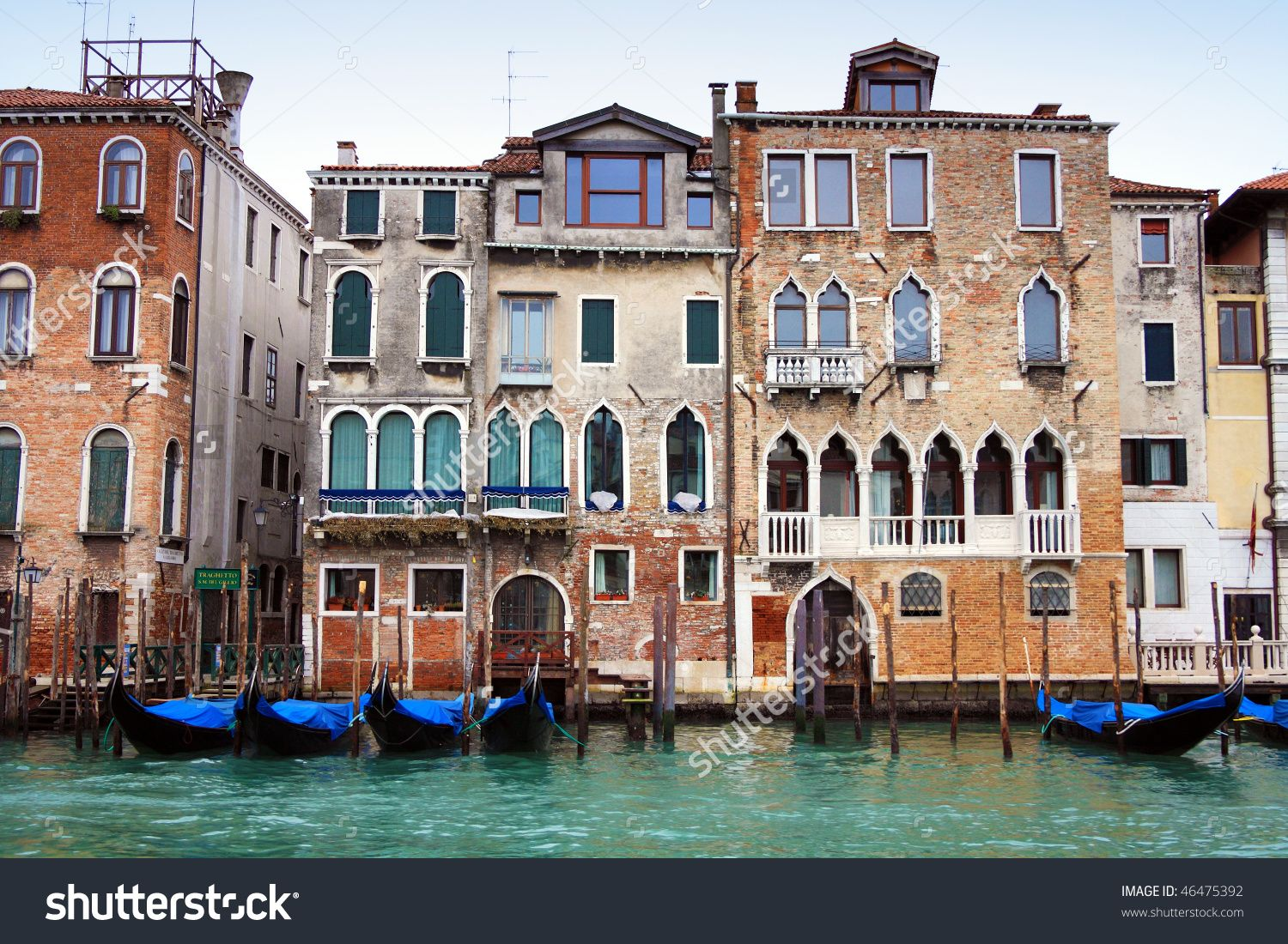 Venetian Buildings Home Design