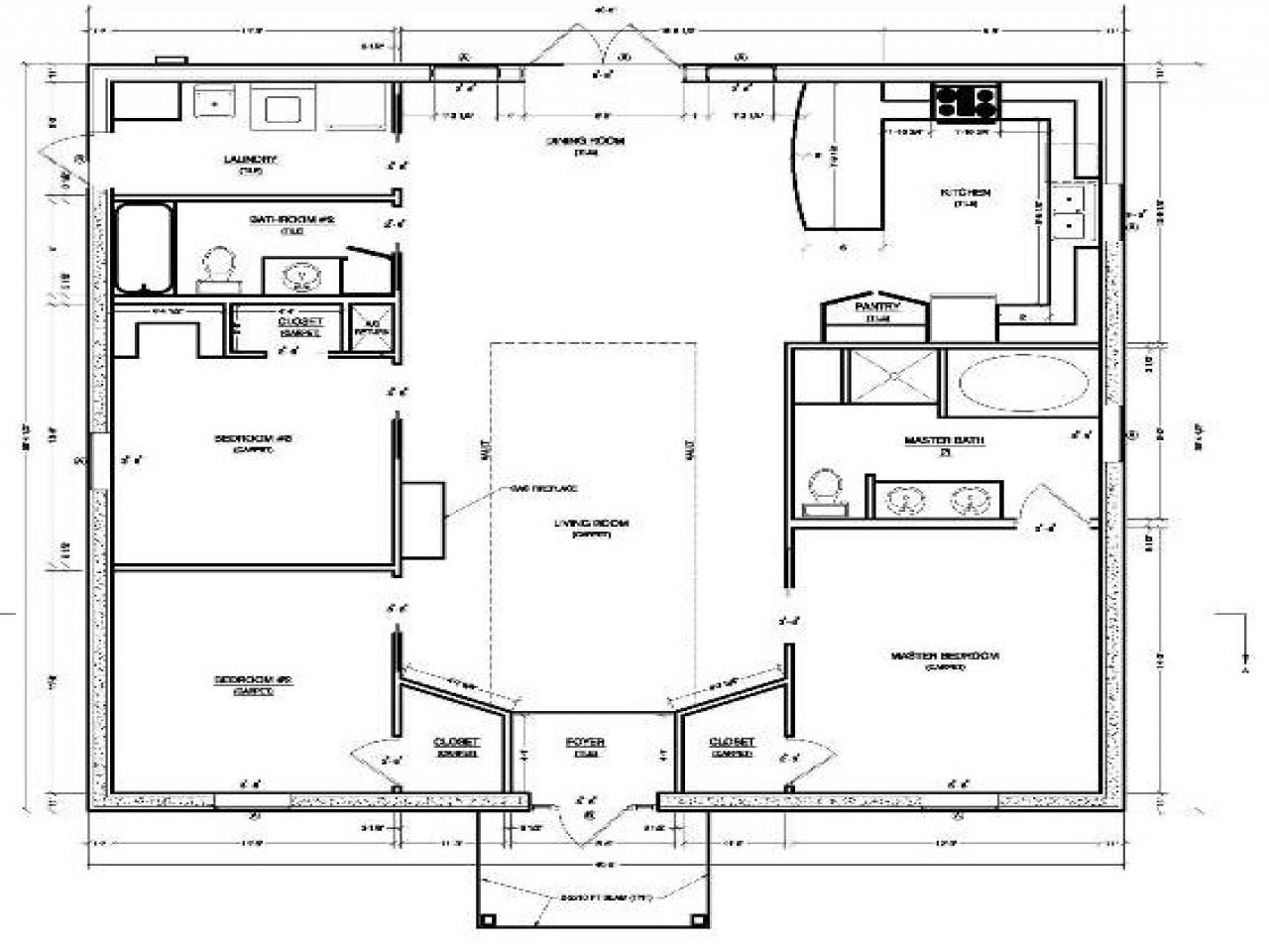 Image result for small house plans under 1000 sq ft Small house