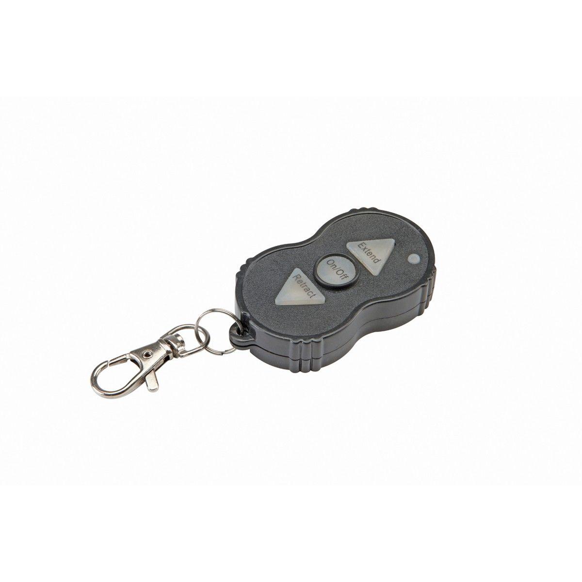 atv utility electric winch with wireless remote control [ 1200 x 1200 Pixel ]