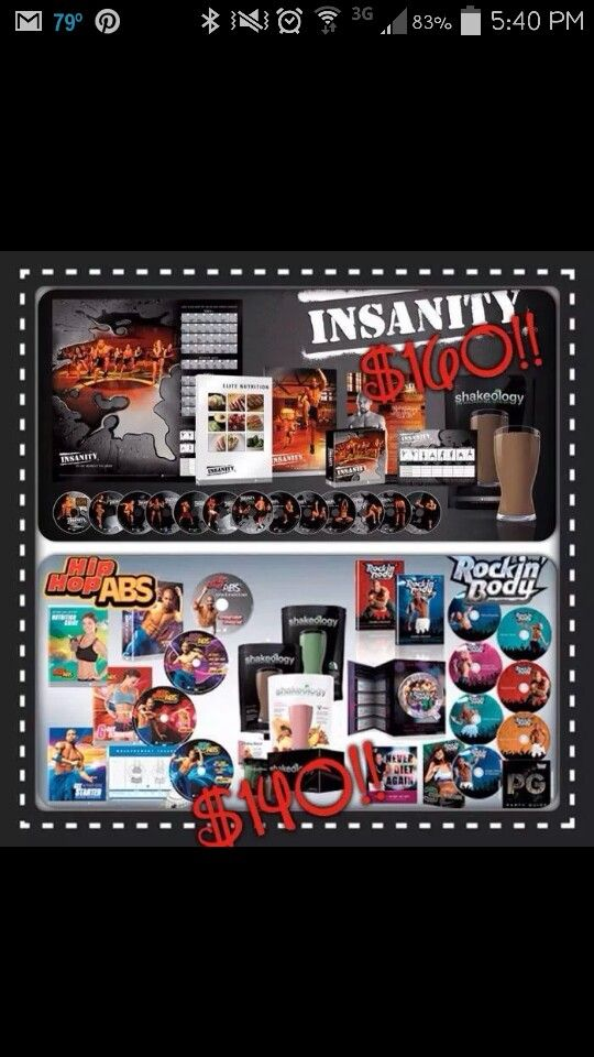 June Challenge Pack Specials at www.challenge.cathyprice.net #Insanity #ShaunT #Shakeology
