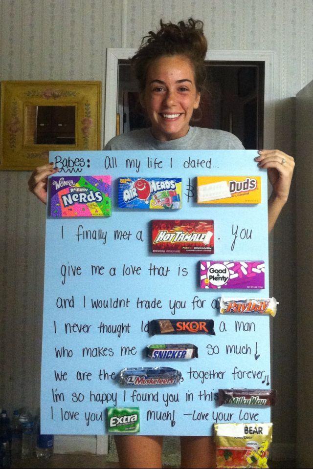 40 Romantic DIY Gift Ideas for Your Boyfriend You