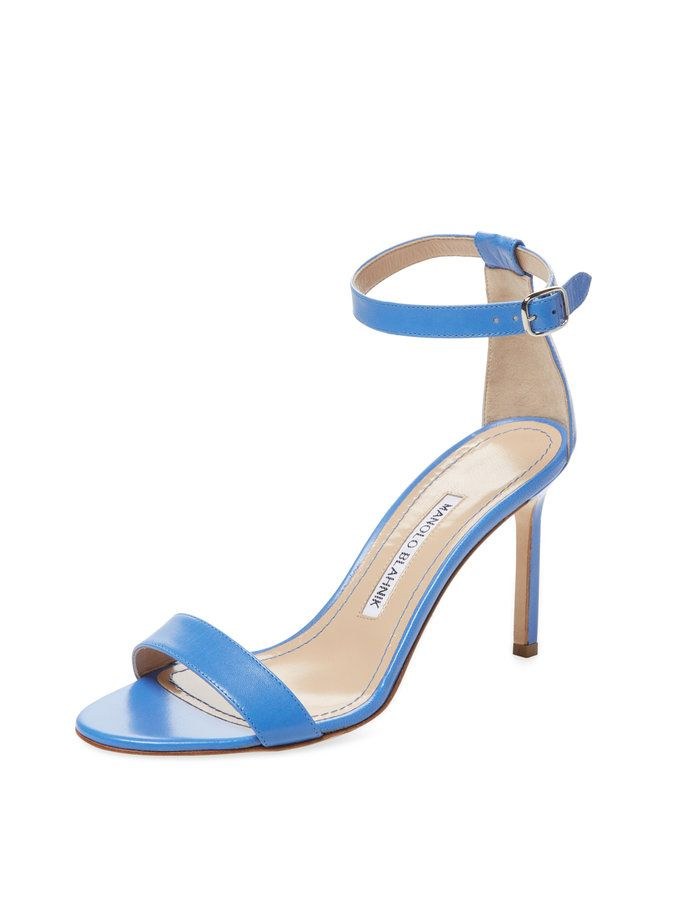 Chaos 90 Ankle-Wrap Sandal from Street-Chic Accessories Feat. Stella McCartney on Gilt