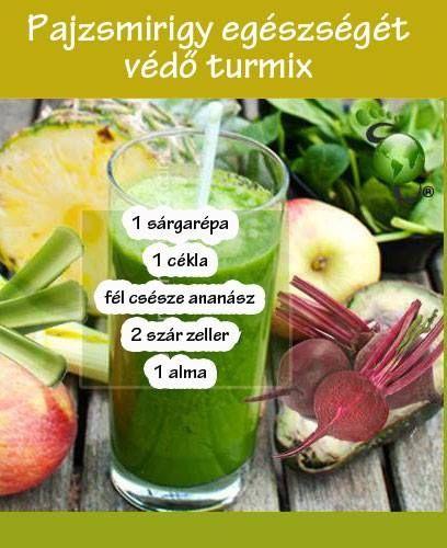 vastagbél méregtelenítő turmix receptek
