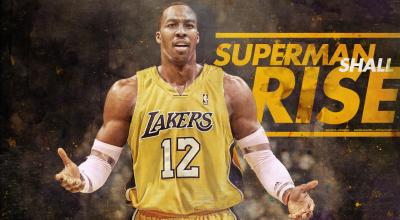 Dwight Howard Traded To Los Angeles Lakers La Lakers Dwight Howard Superman
