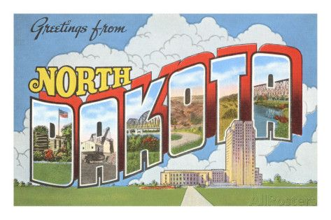 Greetings From North Dakota Photo Life Insurance Quotes Term